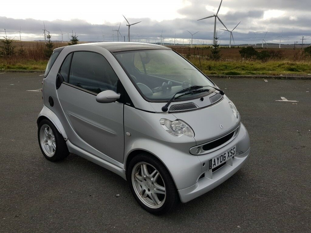Brabus Smart Fortwo 450 Coupe Smart Car In Lanark South