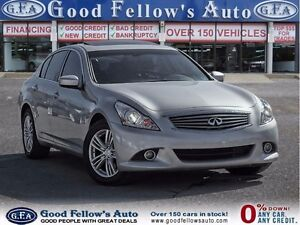 2012 Infiniti G37X  AWD, LEATHER, SUNROOF