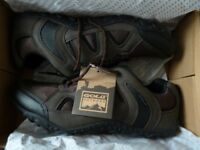 Gola Active Mens Elias Low Rise Hiking Shoes - NEW in BOX