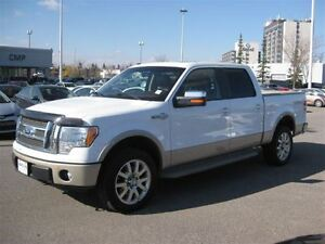2010 Ford F-150 King Ranch4X4AUTOLEATHERNAVSUNROOF