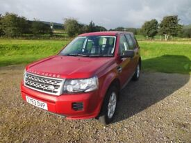 Land Rover Freelander 2 D4 GS Manual 4x4 2013