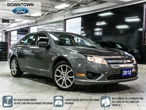 2012 Ford Fusion SEL, Moonroof, Navigation, Leather Package