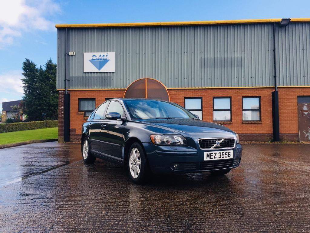 volvo s40 1.6 petrol price dropped make me an offer | in lisburn