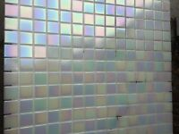 Tiles,Glass -Bisazza -18 sheets