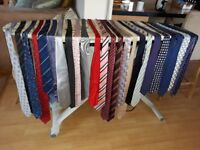 25 assortment of Mens ties