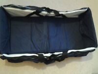 Collapsible Travel bed for babies-carry cot