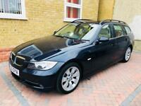 BMW 330i Touring Blue Full Panoramic Roof