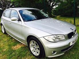 BMW 1 SERIES 120D 2.0 SE 5 dr