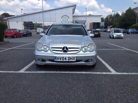 2004 Mercedes-Benz C220 , CDI Classic drive like new