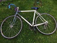 Ladies Raleigh Road Bike for sale
