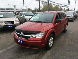 2010 Dodge Journey SE - 7 Passenger, Certified