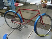 New Hudson (1307701) Gentlemans Bicycle
