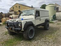 Wanted for export hilux defender