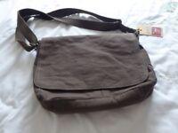 Brown Mantaray Laptop Bag