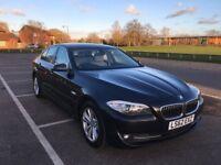 BMW 5 Series 2.0 520d EfficientDynamics 4dr ,FULL SERVICE HISTORY