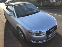 2006 AUDI A4 CONVERTIBLE 1.8 TURBO,NEW SHAPE-SWAP,PX