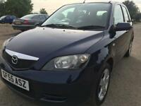 2005 MAZDA 2 CAPELLA / 1.4 PETROL / ONLY 66K / FAMILY CAR / CLEAN CAR / £1325