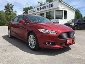 2014 Ford Fusion SE  *Lease Return  Only 16K  Fully Loaded
