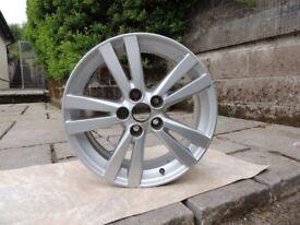 2010 Toyota Avensis alloy wheels