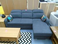 Brand New Grey Sofa Bed. Comes Left & Right Handed. Takes 2 To 3 Weeks For Delivery. Very Well Made