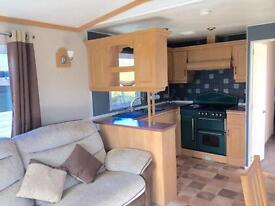 DOUBLE GLAZED HOLIDAY HOME FOR SALE , 4* HOLIDAY PARK , PITCH OF YOUR CHOICE!, MORECAMBE,NORTH WEST!