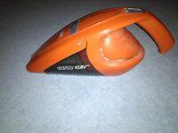 VAX 10.8 V Car Hand Held Vacuum