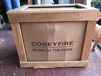 Coseyfire Oakley 11kw Log Burner