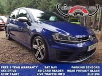 Volkswagen Golf 2.0 TSI BlueMotion Tech R Hatchback 4MOTION 5dr (start/stop) LIKE NEW