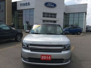2014 Ford Flex limited..leather,navigation,