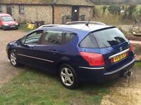 Peugeot 407 SW 1.6 HDI SV 2007 CHEAP
