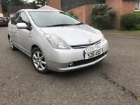 2008Toyota Prius t-spirit TOP OF THE RANGE VERY LOW MILEAGE - 105,000 FULL SERVICE HISTORY