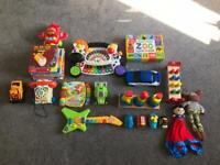 Baby/Toddler Toys, Books, Soft Toys