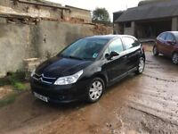 2009 Citreon c4 1.6hd extremely good on fuel comes with 10 months mot