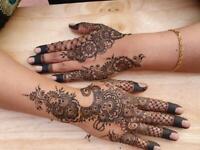 Mehndi Henna artist west midlands based