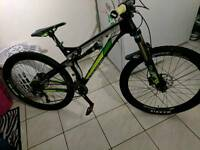 Saracen kili flyer 122 650b all mountain size m 17""