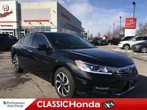 2017 Honda Accord Sedan EX-L V6 | REAR CAM | LEATHER | ONLY 4, 2
