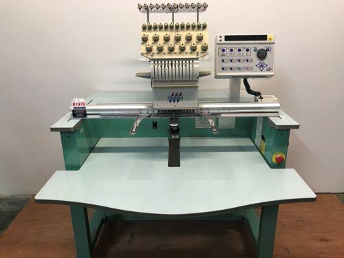 Tajima TMEX-C1201 Embroidery Machine