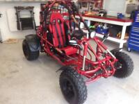 OFF ROAD BUGGY 150cc MINT