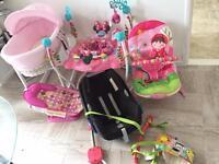 Bargain baby girl bundle
