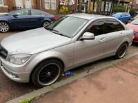 Swap sale or px Mercedes C class