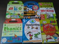 Key Stage 1 Literacy / phonics work books activities X6 NEW RRP of over £24. Homeschool Will POST