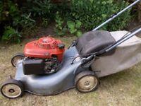 HONDA IZY 18 inch self propelled lawnmower