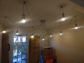 Made. com 'Starkey' chandelier