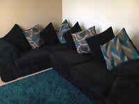 Sofa corner style