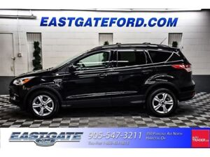 2015 Ford Escape SE with Leather Seats and Navigation