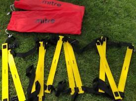 Mitre speed ladders x 2 new