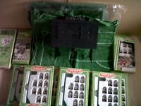 4SALE,8 COMPLETE N 3 NON COMPLETE,SUBBUTEO,FOOTBALL TEAMS + ACCESSORIES,ONLY £23 THE LOT