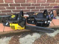 3 x chainsaws all spares and repair sold as seen £50 Bicester ox26 3eu