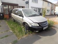 chrysler grand voyager lpg spares repair