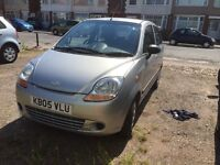 £300 ! 72300 MILES ! CHEVROLET MATIZ SE+ 1.0L PETROL ! NEW REAR BRAKE SHOES ! AIR CONDITIONING! £300